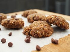 Kaura-maapähkinäkeksit