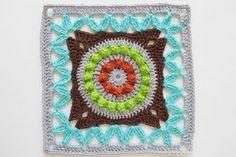 hand made: Granny squares