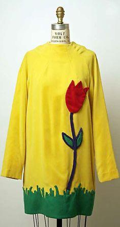 Christian Francis Roth - Tulip Dress - 1990