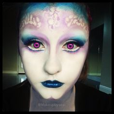 Alien - Makeupbysea