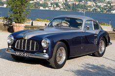 Ferrari 166 Inter Stabilimenti Farina Berlinetta, 1948