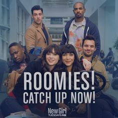 There's nothing better than the gift of friendship. Happy Holidays from Its Jess, Tv Land, New Girl, Happy Holidays, Favorite Tv Shows, Friendship, Thankful, Gift, Happy Holi