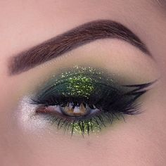 Halloween is coming! If you were thinking of dressing up as a fallen fairy then this look is just for you! theclassicalmua used: • Fuji • Appletini • Dragonfly • Envy • Whimsical • Obsidian (eye liner pencil)