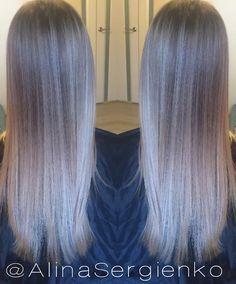 🎀 Olaplex - это гениальное изобретение для тех, кто окрашивает волосы. После его применения волосы выглядят дорого, #Olaplex уплотняет пряди и делает кончики «тяжелыми». 🎀