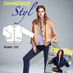 Klasicky strih bluzonu nikdy nezklame... #BurdaStyle #burda #bluzon #podzimnimoda #patterns #strihy