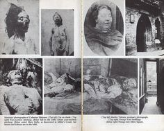 Jack the Ripper victims.