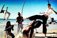 Capoeira - Testino