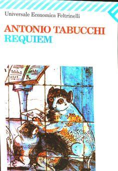 Tabucchi, Antonio - Requiem - 30 ottobre 2013