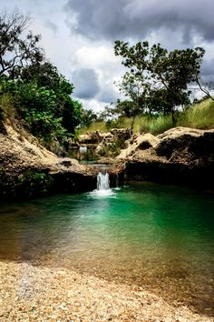 Pozo Azul, parque nacional Aguaro-Guariquito #Llanos de #Venezuela by Pablo Ramirez on 500px