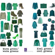 Greenery is de Pantone kleur van 2017 Warm Vs Cool Colors, Winter Colors, Warm Spring, Warm Autumn, Bright Spring, Fashion Colours, Colorful Fashion, 60 Fashion, Winter Fashion