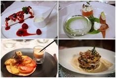 Destination wedding food in France