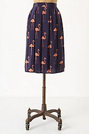 charlotte taylor skirt from anthropologie Skirt Fashion, Love Fashion, Charlotte Taylor, Summer Outfits, Cute Outfits, Printed Skirts, Playing Dress Up, My Wardrobe, Anthropologie