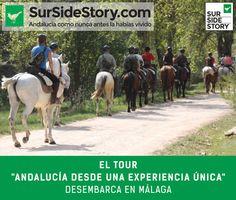"""El Tour """"Andalucía desde una Experiencia única"""" viaja a Málaga"""