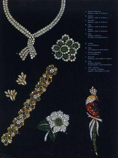 Van Cleef & Arpels 1963  p.2 La Boutique