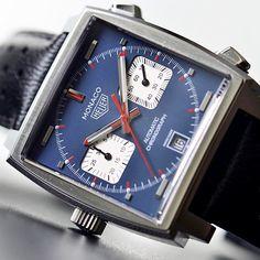The watch of my dreams TAG Heuer Monaco Calibre 11