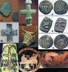 """ΕΛΛΑΝΙΑ ΠΥΛΗ: """"Σταυρός: Το αρχαίο Ελληνικό σύμβολο του Θεού Ήλιο..."""