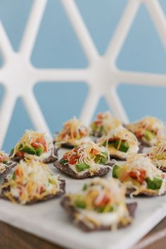 9 Charming Party Appetizers! - Sugar and Charm