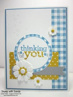 Gingham and Daisies, PP186
