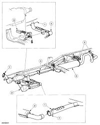 2000 Ford F150 Exhaust System Diagram On Wiring Diagram Ford F150 F150 Diagram
