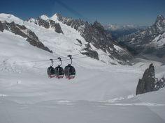 Télécabine Panoramic Mont-Blanc - Haute Savoie