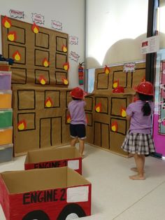Dramatic Play Themes, Dramatic Play Area, Dramatic Play Centers, Camping Dramatic Play, Fall Preschool, Preschool Lessons, Preschool Crafts, Eyfs Activities, Kindergarten Activities