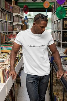 Black Lives Matter Men's T-shirt Rave Shirts, Edm Music Festivals, Music Festival Outfits, Edm Festival, Dru Hill, First Fathers Day, Textiles, Unisex, Dad To Be Shirts