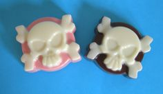 Skull and Crossbones Chocolate Covered Oreo Cookie by idofavors