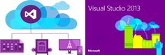 Free Webinar on Visual Studio 2015 Microsoft Visual Studio, Software Testing, Collaboration, Banner, Marketing, Logos, Free, Banner Stands, Logo