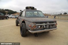 Vegas To Monterey In A BMW 2002 Off-Roader