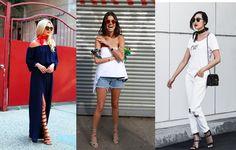 come-indossare-la-bandana Bandana Outfit, Must Haves, Pants, Outfits, Fashion, Trouser Pants, Moda, Suits, Fashion Styles