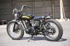 平和モーターサイクル - Heiwa Motorcycle - Kawasaki 250TR.