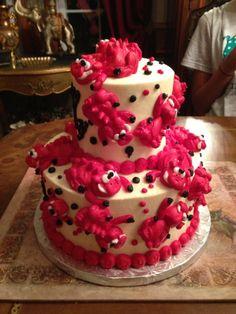 Razorback Birthday Cake