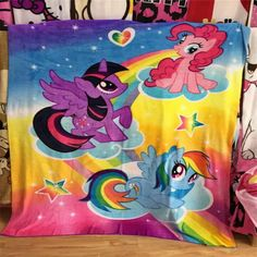 Pony Blankets Promotion-Shop for Promotional Pony Blankets on ...