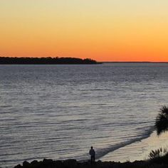 """St. Simons Island Thanksgiving"" by Tim Obrien"
