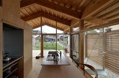 Hutte NANANA / Haruyuki Maruyama Architect