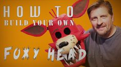 In this quick tutorial we show you the most important steps and techniques in constructing your own FNAF Foxy Mask. With the same technique and a little crea...