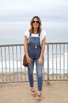 Legit Mom Style: How to Wear Overalls No. 2