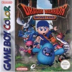 Pokemon? Pshhh...What y'all know about Dragon Warrior Monsters?