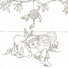 Cahier de coloriage Cap Canaille Eliott l'indien - 80 pages - Photo n°6