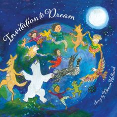 Invitation to Dream, is a cool collection of bedtime ballads and lullabies sung by Devon to support the US Green Building Council's Project Haiti.