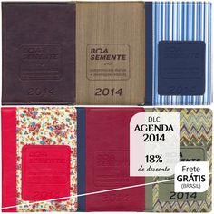 Boa Semente - Agenda Devocional 2014 (Estoque Limitado) | DLC 18%
