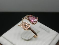 Hand Made Adjustable Ring by Ashdone Jewelry | CustomMade.com