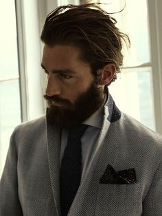 Style is about the package observe : hair , beard style and length , shirt Jkt and tie with pkt hanky !