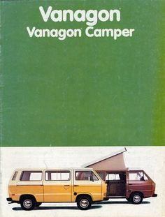 Vanagon advertisment