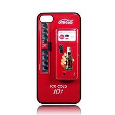 Vintage Coca Cola Machine 3 iPhone 5C Case | MJScase - Accessories on ArtFire
