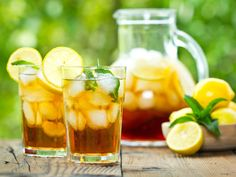 Viisi vilvoittavaa juomareseptiä hellepäivään
