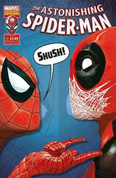 The Astonishing Spider-Man #15