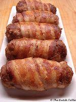 The Dutch Table: Slavinken - These are like mini meatloafs. Cute.