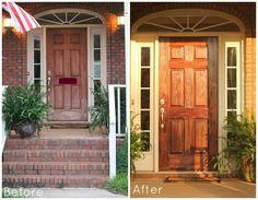 Gel Stain for front door gel stain, front doors