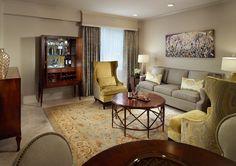 Omni Royal Orleans | New Orleans, Louisiana #interior design #lisambiance
